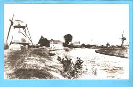 Heerenvaan A.d. Ketting Molen Repro/foto ML1719 - Heerenveen
