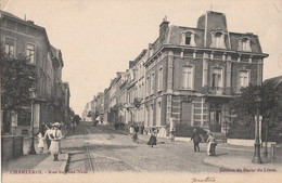 382.CHARLEROI. RUE DU PONT NEUF - Charleroi