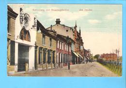Den Helder Kanaalweg Met Bioscoop 1917 RY55669 - Den Helder