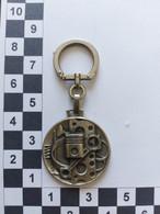 Porte-clefs, Berliet Pièces De Rechanges (Augis Lyon) - Key-rings