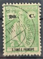 SAO TOME ET PRINCIPE 1922 - Canceled - Sc# 232 - St. Thomas & Prince
