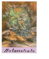 Art Tableau Peinture Peintre Altrange Autoportrait Autorretrato - Paintings