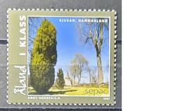 2007 - Aland - MNH As Scan - Sepac Landscapes - 1 Stamp - Aland