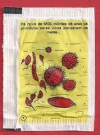 PT.- Suikerzakje. DELTA. HA CERCA DE 4500 MILHOES DE ANOS OS PRIMEIROS SEROS VIVOS ....... Zucker Azucar Sucre Zucchero - Azúcar