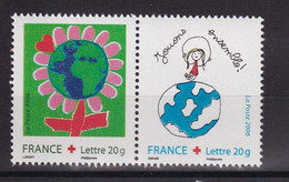 D213 / N° 3991/3992 NEUF** COTE 5.50€ - Collezioni