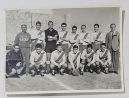 52556 Foto D'epoca 439 - Calcio - U.S. Mazara - Anni '50-'60 - Sport