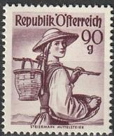 Mi. 909 ** - 1945-60 Nuevos & Fijasellos