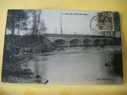24 4243 CPA 1931 - VUE DIFFERENTE N° 1 - 24 LE PONT DE LISLE. - Otros Municipios