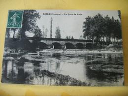 24 4245 CPA 1912 - AUTRE VUE DIFFERENTE N° 2 - 24 LE PONT DE LISLE. - Otros Municipios