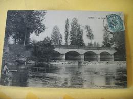 24 4247 CPA 1906 - AUTRE VUE DIFFERENTE N° 3 - 24 LE PONT DE LISLE. - Otros Municipios