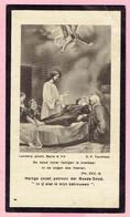 Bidprentje - Monseigneur LODEWIJK JOZEF MIERTS - Casterlee (Kasterlee) 1860 - Mechelen 1933 - Imágenes Religiosas