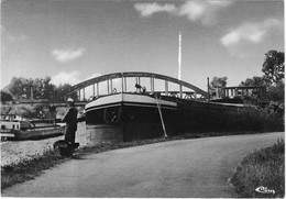 59 CPA AUBIGNY AU BAC LE CANAL PENICHE - Other Municipalities