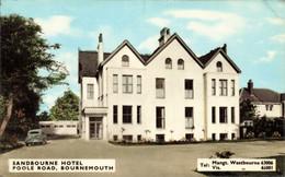 R600891 Sandbourne Hotel. Poole Road. Bournemouth. Dearden And Wade. 1963 - Mundo