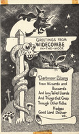 R603293 Greetings From Widecombe In The Moor. Dartmoor Litany - Mundo