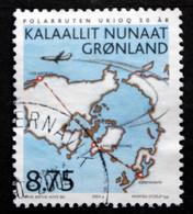 Greenland 2004  Polar Air Corridor   MiNr.413  ( Lot   D 1405) - Usati