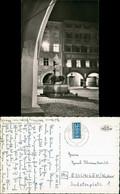 Ansichtskarte Rosenheim Markt, Weinhaus Und Conditorei Bei Nacht 1955 - Rosenheim