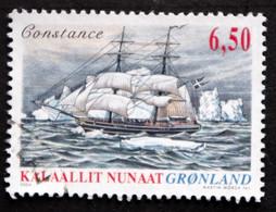 Greenland 2004   Ships   Minr.423       ( O ) ( Lot  D 1562  ) - Usati
