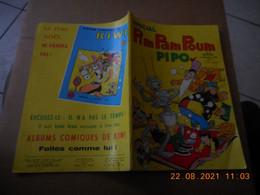 Pim Pam Poum Pipo N°20 Année 1966 Be - Small Size