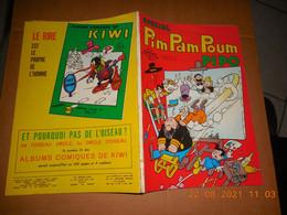 Pim Pam Poum Pipo N°24 Année 1967 Be - Small Size