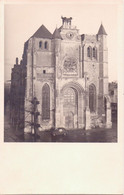 Schöne ALTE Originalfoto- AK  LE NEUBOURG / Dep. 27   - Zerstörte Kirche Saint Pierre Et Saint Paul -  1940 Ca. - Le Neubourg
