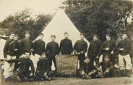 23 , Carte Photo LA COURTINE , Soldat Du 16° D'artillerie En 1909 , * 405 70 - La Courtine