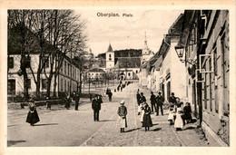 Oberplan, Platz (109) * 1920 - Czech Republic