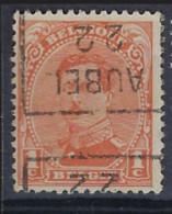 ALBERT I Nr. 135 Type I Voorafgestempeld Nr. 2762 D AUBEL 22 ; Staat Zie Scan ! - Roller Precancels 1920-29