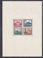 Allemagne - Empire - Reproduction De 1965 - Yvert BF 1  - Exposition Ibra München - Valeur Du Vrai Bloc = 1600 € - Blocks & Sheetlets