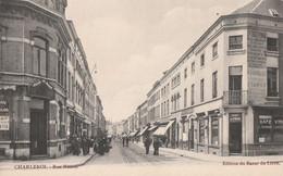 393.CHARLEROI. RUE NEUVE - Charleroi
