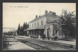 Oyonnax, La Gare. Voir Description (11559) - Oyonnax