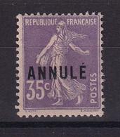 D216 / COURS D INSTRUCTION / N° 142A C1 1 NEUF** COTE 50€ - Verzamelingen