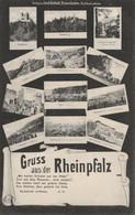 ALLEMAGNE - Gruss Aus Der RHEINPFALZ - Autres