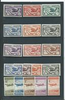 FRANCE COLONIES - Lot De Timbres Neufs * POSTE AERIENNE - Collections