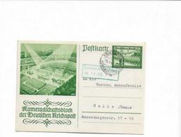 Karte Aus Friedeburg 1942 - Brieven En Documenten