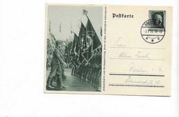 Karte Aus Oberstdorf 1937 - Brieven En Documenten