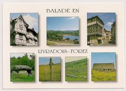 LE LIVRADOIS-FOREZ. Multivue. - Unclassified