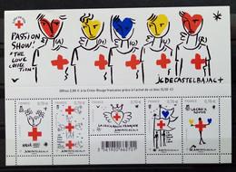France Neuf** . Bf N 5106 Croix Rouge 2016 - Nuovi