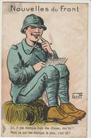 Illustrateur Griff  -(E.7295) - Griff