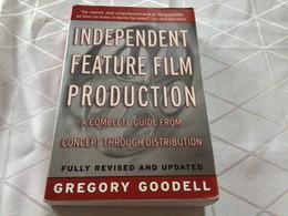 Cinéma Independent Feature Film Production A Complete Guide - Cultural