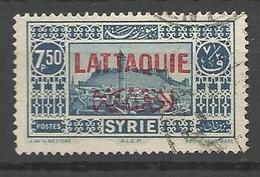 LATTAQUIE N° 14 OBL - Gebraucht