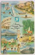 Singapore Old Phonecards Unused Singapore Pools Lottery - Singapore