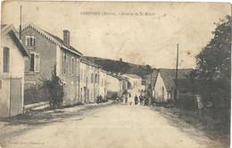 Sampigny  Avenue De Saint MIHIEL - Sonstige Gemeinden