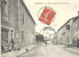 Sampigny  Rue Principale - Sonstige Gemeinden