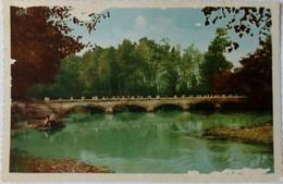 30 Rivieres De Theyrargues (Gard) Le Pont Sur La Ceze état - Sonstige Gemeinden