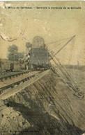 Mines De Carmaux Carrière à Remblais De La Grillatié Wagon Grue  RV - Carmaux