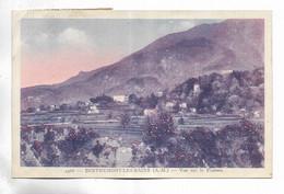 06 - BERTHEMONT-les-BAINS ( A.-M. ) - Vue Sur Le Plateau - Other Municipalities