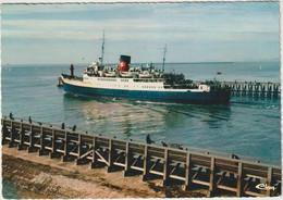 Bru 14:  Pas  De  Calais : BOULOGNE  Sur  Mer :  Le  Ferry  Boat  St Patrick  ( Bateau) , Cim, 1971 - Boulogne Sur Mer