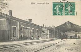 70 , GRAY , Interieur De La Gare , * 427 24 - Gray