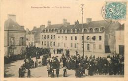 72 , FRESNAY-SUR-SARTHE , Place Du Calvaire , * 436 59 - Andere Gemeenten