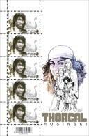 Thorgal Rosinski** 4484** Cartoon / Comic / Stripfiguur/ Bande Dessinée Mint Sheet (MNH) - Nuevos